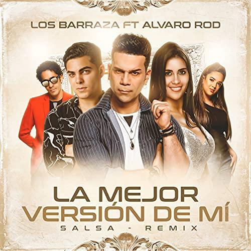 La Mejor Versión de Mi (Salsa Remix) - Los Barraza