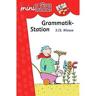 miniLÜK. Grammatikstation 2./3. Klasse:Dailyvideo