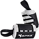 Spike Wrist Support Gym Band Strap for Weightlifting Pain Relief with Thumb Loop Grip for Both Men and Women weight lifting wrist wraps Dec, 2020