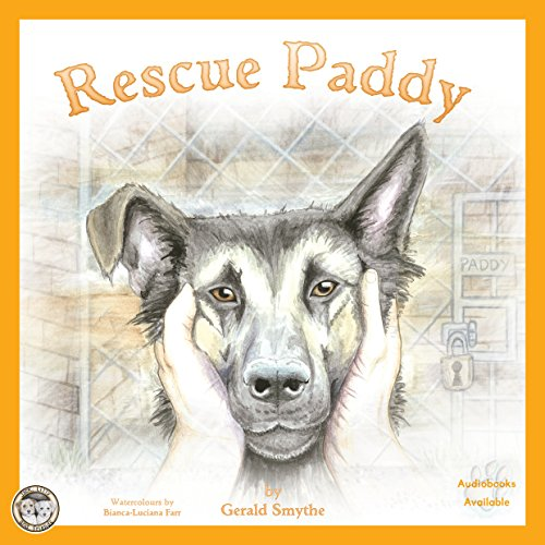 Rescue Paddy audiobook cover art