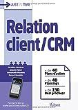 Relation client / CRM - + de 40 plans d'action & plannings et + de 130 best practices