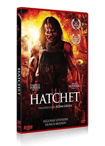 Hatchet III - DVD