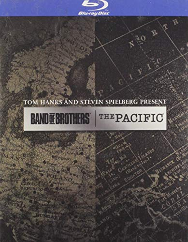 Band of Brothers + The Pacific (BD) [Blu-ray]
