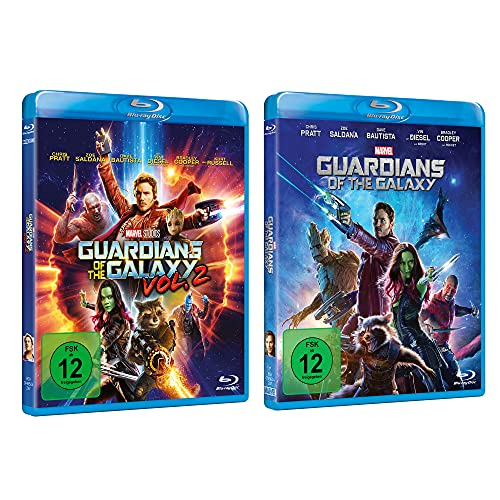 Guardians of the Galaxy Blu-ray Collection