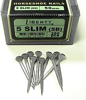 Kerckhaert Liberty 5 Slim Horseshoe Nails 250 Count Box