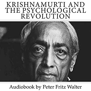 Krishnamurti and the Psychological Revolution audiobook cover art