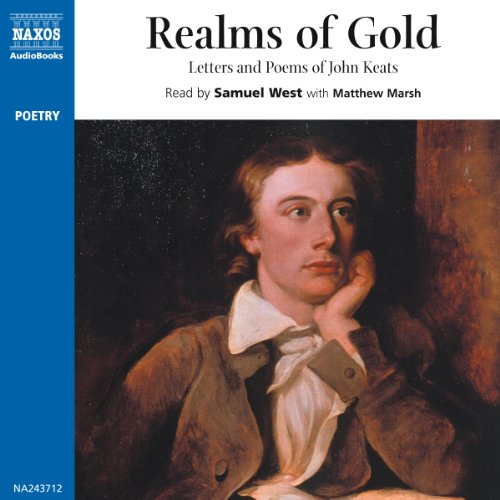 Realms of Gold audiobook cover art