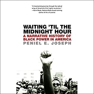 Waiting 'Til the Midnight Hour audiobook cover art