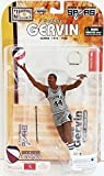 McFarlane Toys NBA Sports Picks Legends Series 4 Action Figure George Gervin (San Antonio Spurs) Limited Edition ABA Silver Jersey