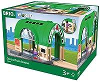 BRIO WORLD セントラルトレインステーション 33649