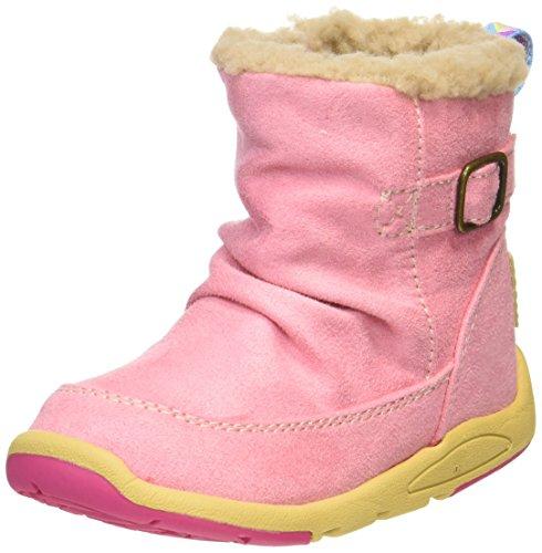 [オシュコシュ] 防水 防寒 ブーツ OSK WB148 ベビー ピンク 12.5 cm 2E