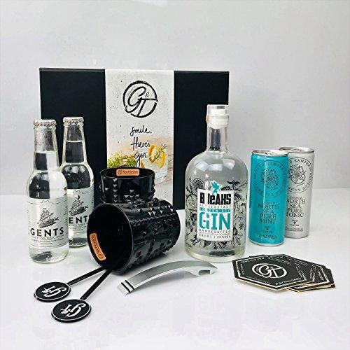 Breaks London Dry Gin & Tonic Geschenkset