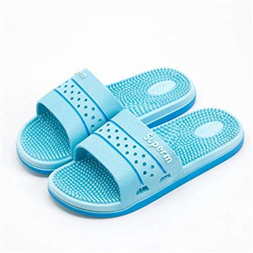 Sandalen, zomer mannen badkamer massage slippers, vrouwen pantoffel, strand schoenen, Sauna Schoen,9,42/26.5