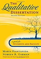 The Qualitative Dissertation: A Guide for Students and Faculty by Unknown(2009-03-25)