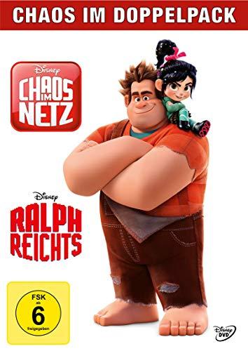 Chaos im Doppelpack: Chaos im Netz + Ralph reichts [2 DVDs]