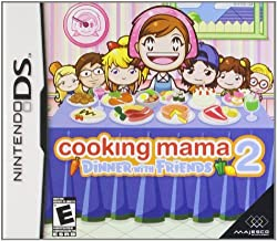 Cooking Mama 2: Dinner With Friends - Nintendo DS: Nintendo Ds: Video Games