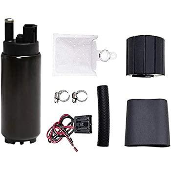 255LPH High Flow Pressure Performance Electric Fuel Pump Universal Install Kit