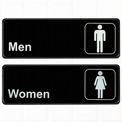 Women S Bathroom Signs Amazon Com