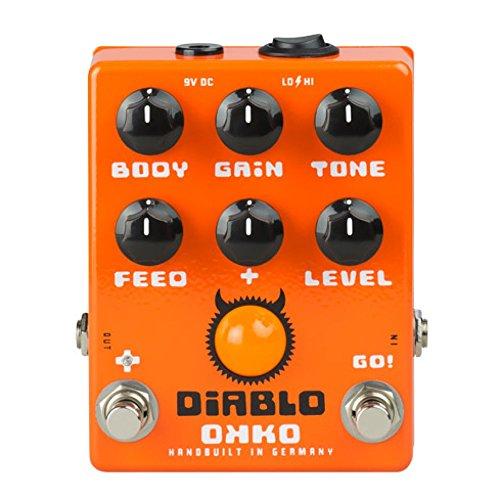 Okko FX Diablo Dual Overdrive Pedal