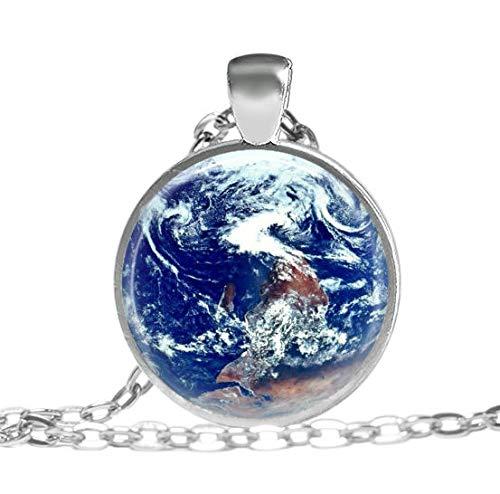 Halskette Erde und Meer sehr einzigartige Mode-Accessoires für Frauen und Männer.