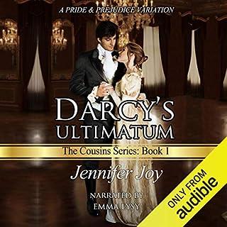 Darcy's Ultimatum: A Pride & Prejudice Variation audiobook cover art
