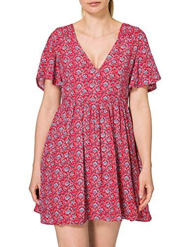 Pepe Jeans PL952826 Robe Femme -Multicolore - XL