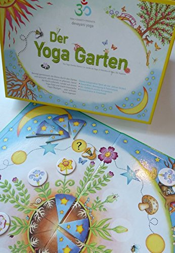 Der Yoga Garten: The Yoga Garden Game - Le Jardin du Yoga - Il Giardino di Yoga - De Yogatuin