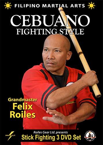 Filipino Sebuano Stick Fighting Style (3 DVD Set)
