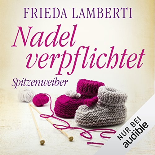 Nadel verpflichtet audiobook cover art