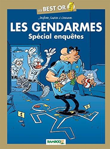Les Gendarmes - Best Or - Spécial enquêtes