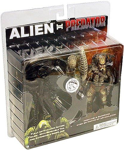 Mercancía de alta calidad y servicio conveniente y honesto. Alien vs. vs. vs. Projoator NECA, 22cm  barato