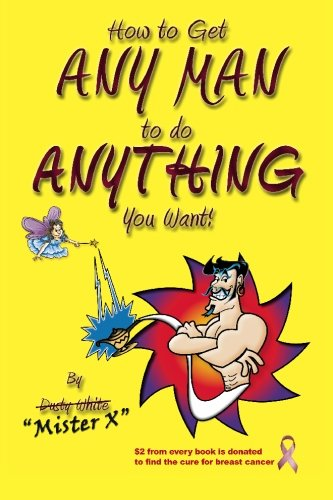 Book: How to Get Any Man to Do Anything You Want! by Dusty White