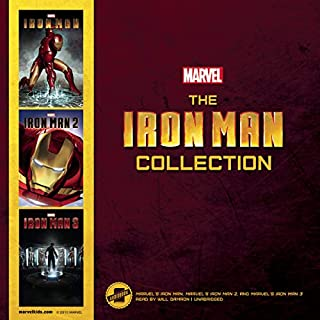The Iron Man Collection     Marvel's Iron Man, Marvel's Iron Man 2, and Marvel's Iron Man 3              By:                                                                                                                                 Marvel Press                               Narrated by:                                                                                                                                 Will Damron                      Length: 7 hrs and 19 mins     3 ratings     Overall 4.0