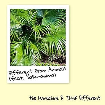 Different From Animals (feat. Yaka - anima)