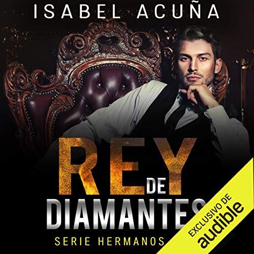 Diseño de la portada del título Rey de Diamantes