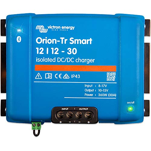 Victron Orion-Tr Smart 12/12-30A (360W) DC DC Wandler Ladebooster B2B Lader