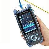 D YEDEMC Mini-Pro 1310/1550nm SM OTDR Mulit-Function tester Built in OPM/OLS / RJ45 Test/VFL Test Rang 5m-60Km Dynamic Range 24dB/22dB Connector UPC With FC/APC-FC/UPC-SX