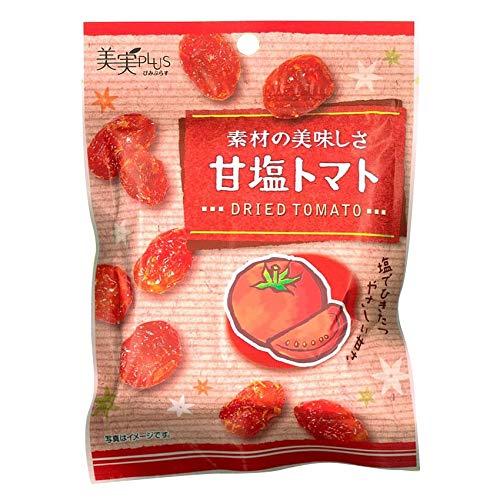 福楽得 美実PLUS 甘塩トマト 55g×20袋セット