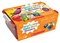 Nonfiction Sight Word Readers Classroom Tub, Level D, Grades Pre-K-1: Teaches the Fourth 25 Sight Words to Help New Readers Soar! (Nonfiction Sight Word Readers Classroom Tubs)