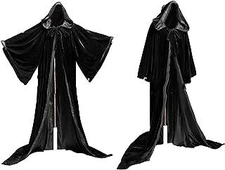 velvet robes and cloaks