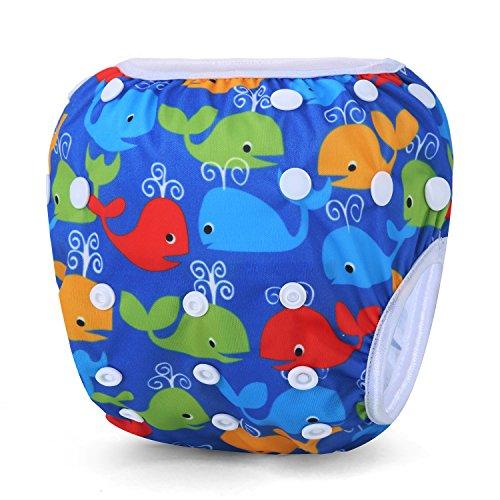 Storeofbaby Children Swimwear Swimming Trunks for Baby Adjustable Infant 0 3 Years