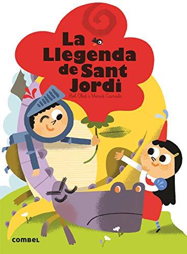 La llegenda de Sant Jordi (Què em contes!)