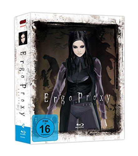 Ergo Proxy Gesamtausgabe [Blu-ray]