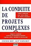 CONDUITE DE PROJETS COMPLEXES