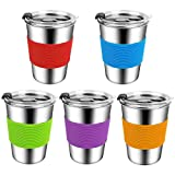 Best Kids Sippy Cups - Kids Cups with Lids,12oz Spill Proof Kids Tumbler Review