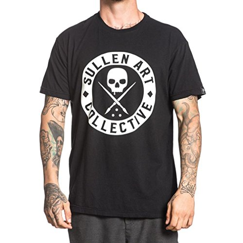 Sullen Clothing T-Shirt - Badge of Honor Solid S