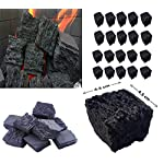 Fire BOX OF 20 Gas Medium Coals replacement Best Buy 3