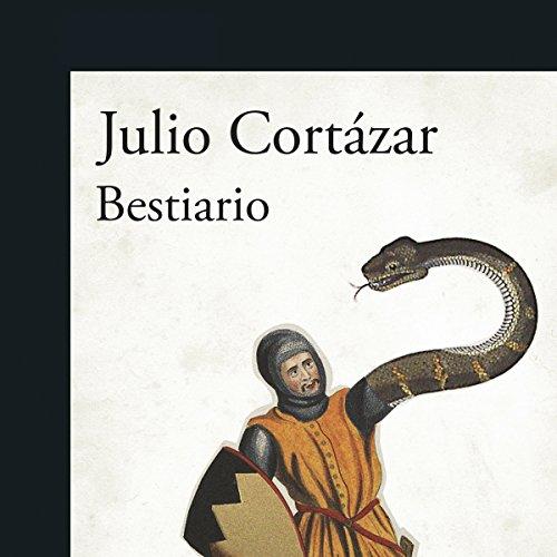 Bestiario [Bestiary] audiobook cover art