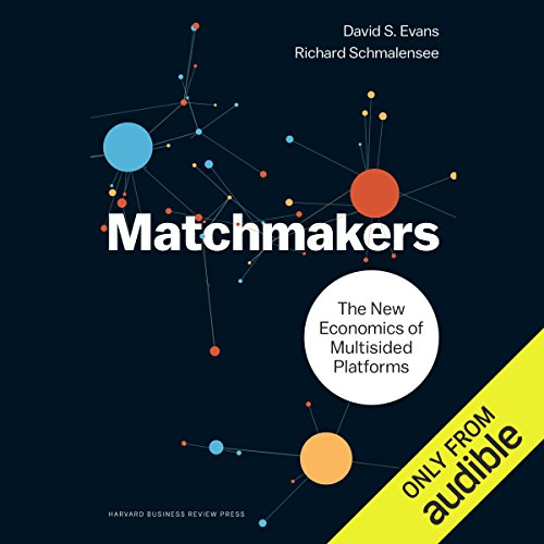 Matchmakers audiobook cover art