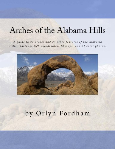 Arches of the Alabama Hills